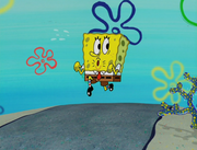 The Sponge Who Could Fly 100