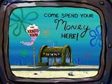 Krusty Krab commercial