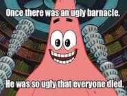 SBPatrick UglyBarnacleMeme