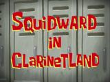 Сквидвард в Стране Кларнетов