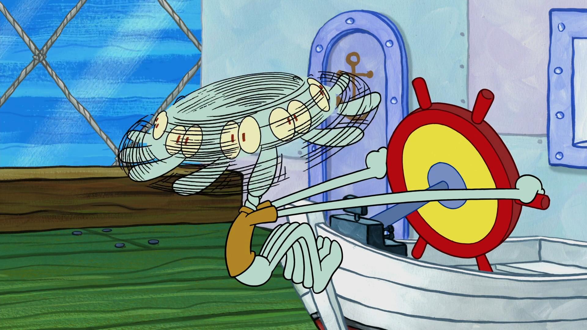 Sea Monster Mutiny On The Krusty Encyclopedia Spongebobia