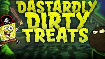 SpongeBob SquarePants Dastardly Dirty Treats online game