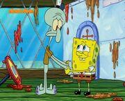 SpongeBob SquarePants S09E188 Spongebob You 're Fired 47