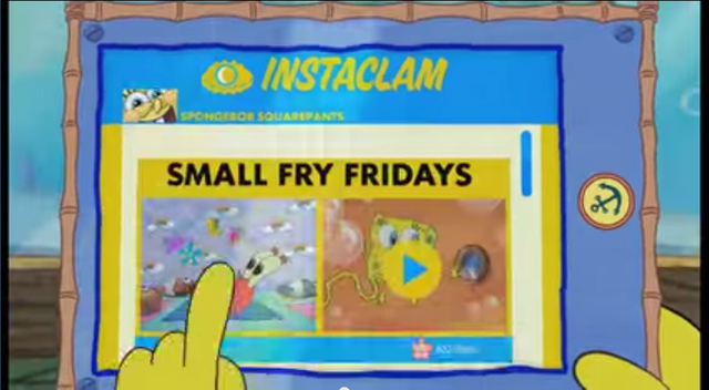 File:SpongeBob Checks His Instaclam 12.png
