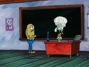Professor Squidward 048