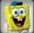 SpongeBob Nick MLB Mugshot
