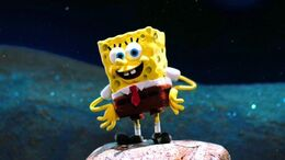 SpongeBob Theme in Stop Motion