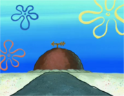 Patrick Star's Rock in Season 4