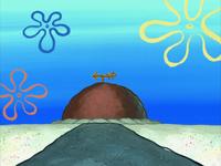Patrick Star's Rock in Season 4