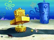 SpongeBuck Hurt and Heal Memorial