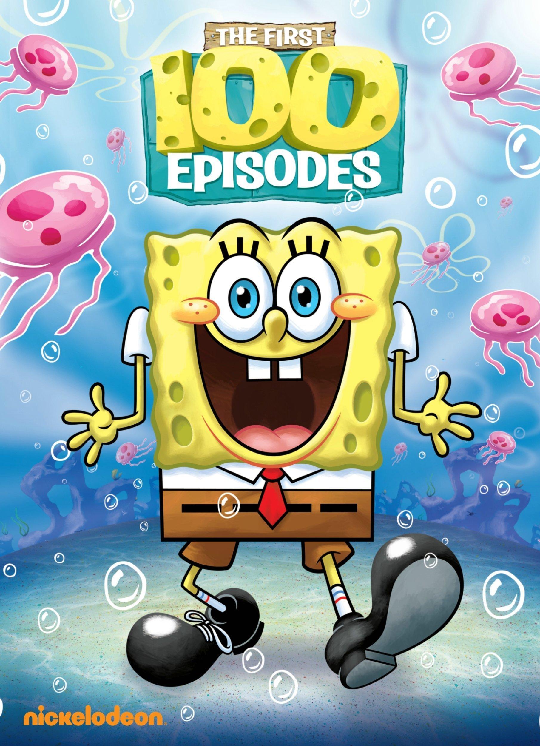 The First 100 Episodes | Encyclopedia SpongeBobia | FANDOM