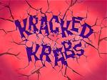 Kracked Krabs title card