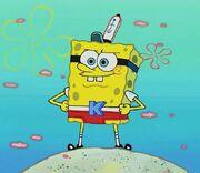 Mermaid Man vs. SpongeBob 12-5-2020