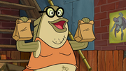 Moving Bubble Bass 046