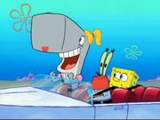 Mr. Krabs Takes a Vacation 069