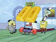 Krabs Vs Plankton 13