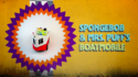 Nickelodeon Demolition Derby - SpongeBob & Mrs. Puff's Boatmobile