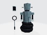 Robot 9a bind