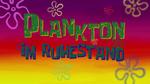 211a Plankton im Ruhestand