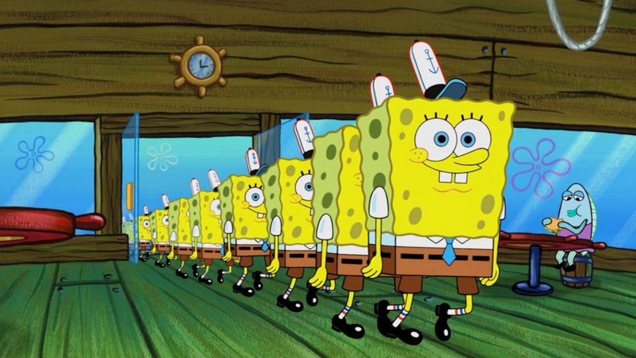 Spongebob Overbooked Discussion Empatstanitocom