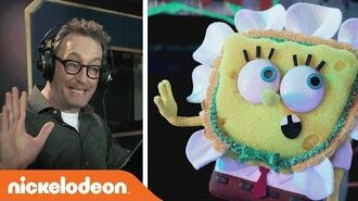 Behind the Scenes of 'The Legend of Boo-kini Bottom' Halloween Special 🎃 SpongeBob SquarePants