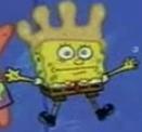 Flat SpongeBob