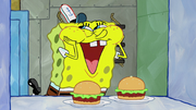 Krabby Patty Creature Feature 007