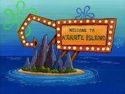 Karate Island 063