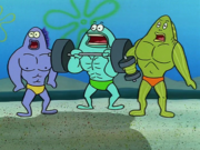 MuscleBob BuffPants 081