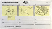 Rock-a-Bye Bivalve Deleted Scene Storyboard 1