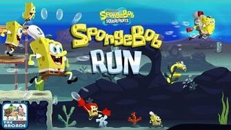 SpongeBob Run - Ready, Set, SPONGE! Race and Collect Pickles (Nickelodeon Games)