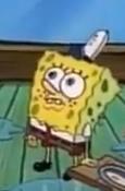 Spongebob Dummy
