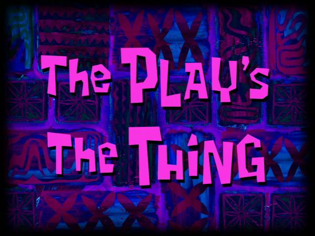 File:The Play's the Thing.jpg