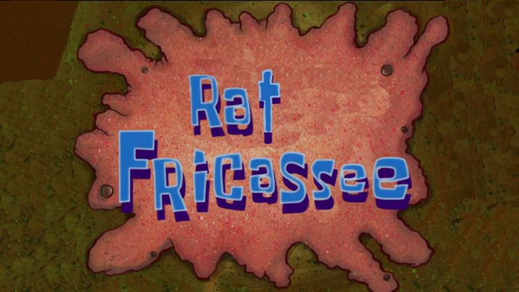 Rat Fricassee