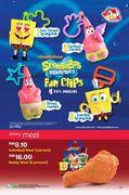 2010 KFC toys poster