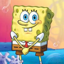 SpongeBob Schwammkopf stock