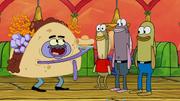 SpongeBob You're Fired 285