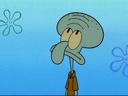 Squidward in The Main Drain-24
