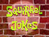 Squirrel Jokes title card
