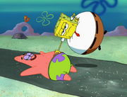 The Sponge Who Could Fly 307