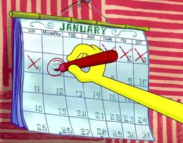Correct Calendar