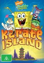 Karate Island New DVD
