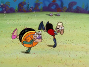 Mermaid Man and Barnacle Boy 154