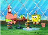 Patrick's Krabby Patty