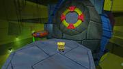 Spongebot Steelpants Brain Canal shut