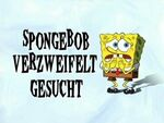 98 Episodenkarte-SpongeBob verzweifelt gesucht