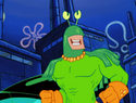 Mermaid Man & Barnacle Boy VI The Motion Picture 002
