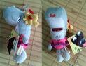 Nickelodeon mini Pearl keychain