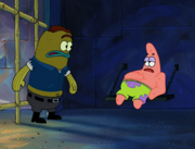 SpongeBob Meets the Strangler 200
