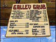 The Galley Grub